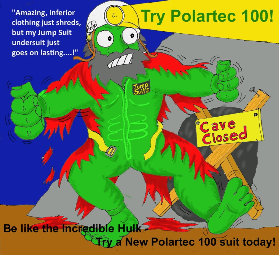 Polartec 100 undersuit